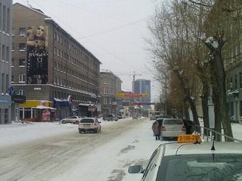 ノヴォシビルスク大通り.JPG